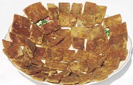 臭名远扬的尚稽豆腐皮,吃起来很香哦!