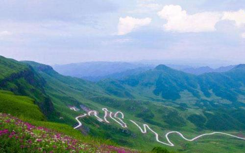 大型地址博物馆——乌蒙山国家地质公园-01