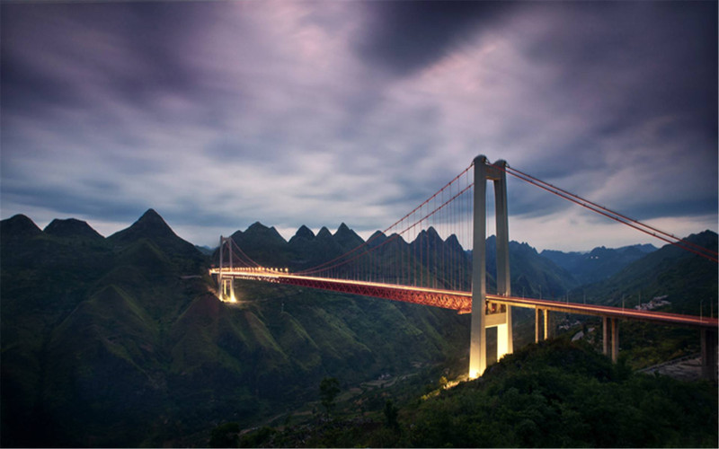 坝陵河大桥详细信息