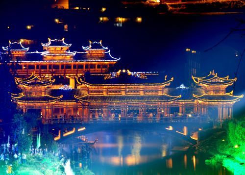 2020贵州旅游最佳路线,走起来!