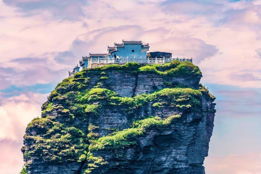 【铜仁】梵净山+亚木沟2日游,来一场说走就走的旅行