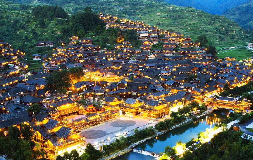 去爽爽贵州怎么玩?贵州最佳旅游路线
