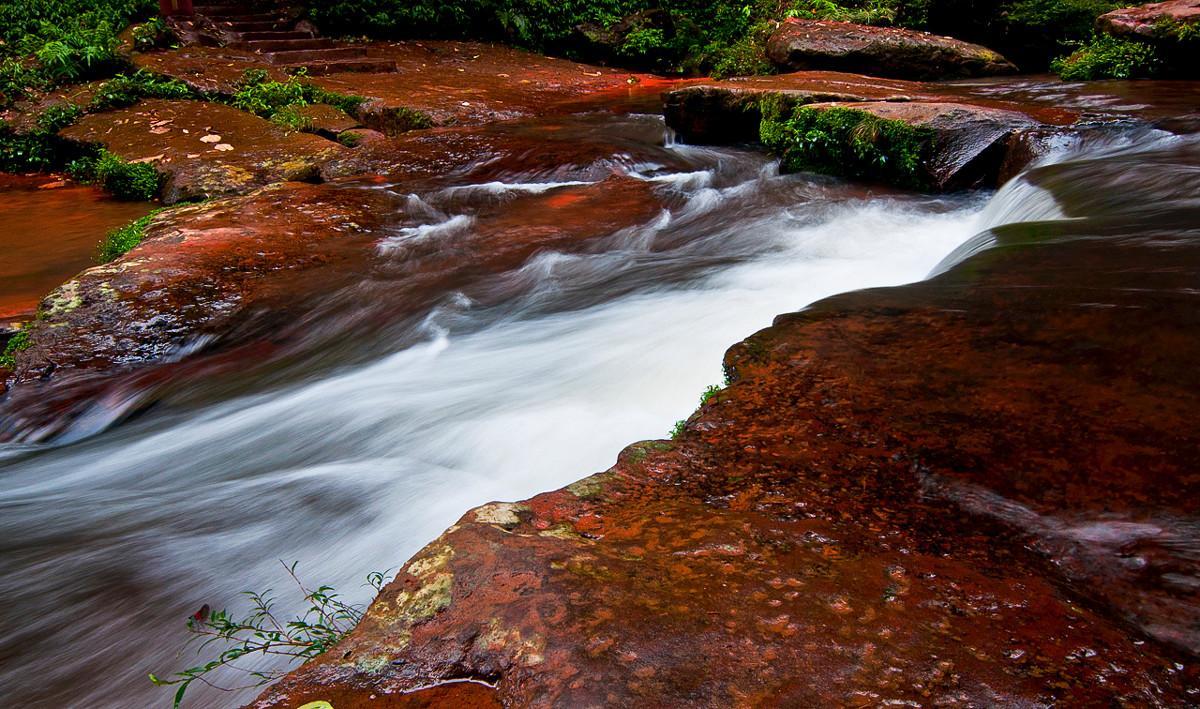 """你不知道的""""千瀑""""之地——贵州遵义赤水两日游"""