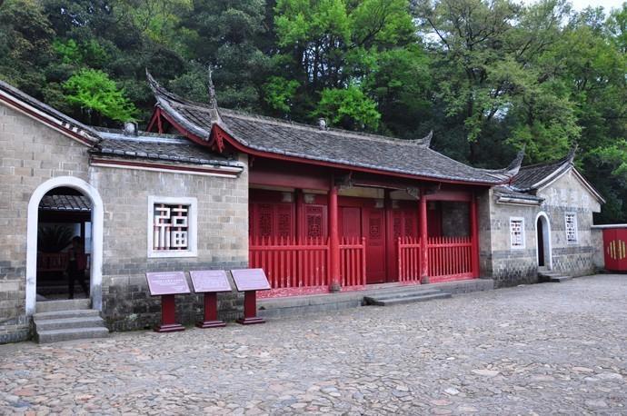 五一去哪玩?铜仁红色旅游景点--红二·六军团木黄会师纪念馆