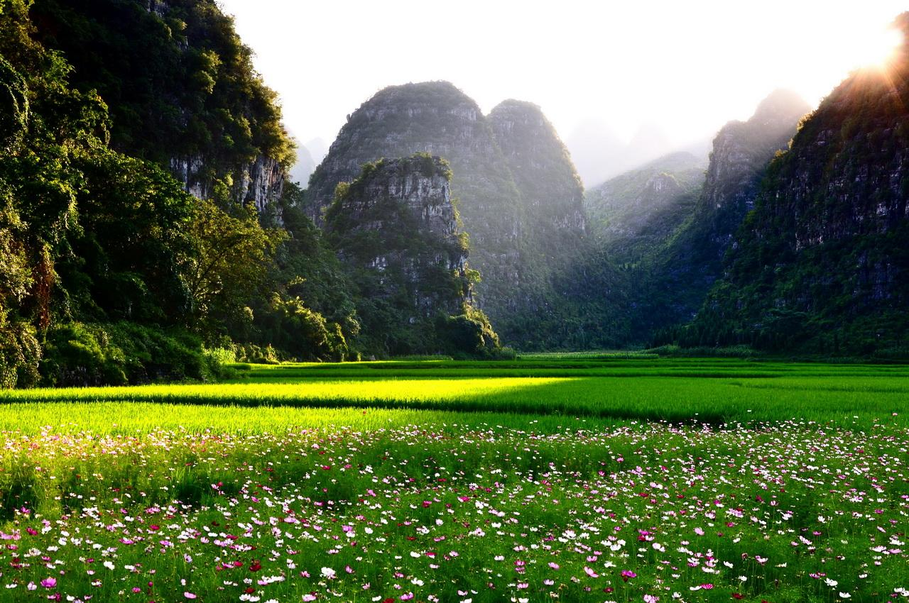 错峰游玩黄果树大瀑布-漫游万峰林-神秘格凸河-打卡网红吉隆堡-马岭河大峡谷
